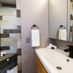 Heretic Condos Park City unit 4 bathroom