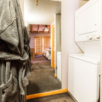 Heretic Condos Park City unit 2, 2 bedroom, 2 bath, laundry room
