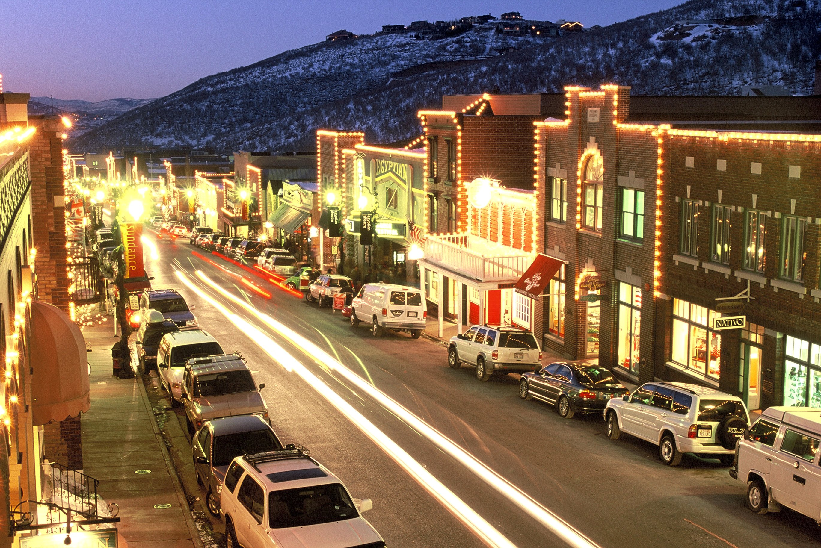 Image result for image park city main street